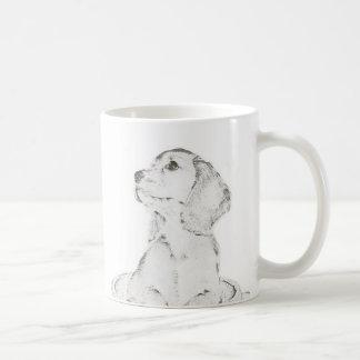 little dog coffee mug