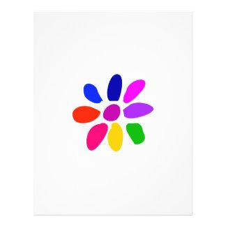 Little Flower 21.5 Cm X 28 Cm Flyer
