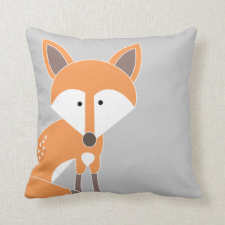 Little Fox Pillow