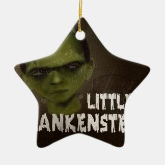 LITTLE FRANKENSTEIN CHRISTMAS ORNAMENT