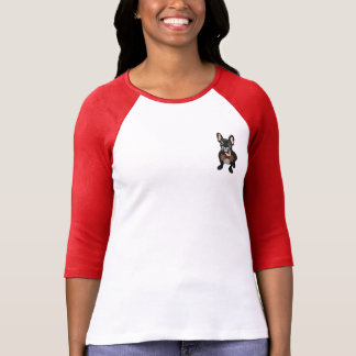 LITTLE FRENCHIE APPAREL T-Shirt