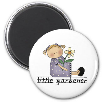 Little Gardener Tshirts and Gifts Magnet