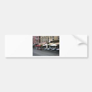 Little Italy Cafe Bumper Sticker
