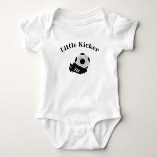 Little Kicker Soccer Sports Baby Bodysuit