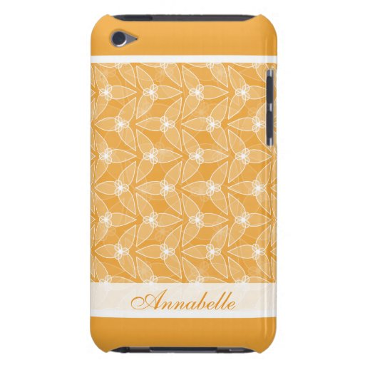 Little Leaf iPod Touch Case-Mate Barely There
