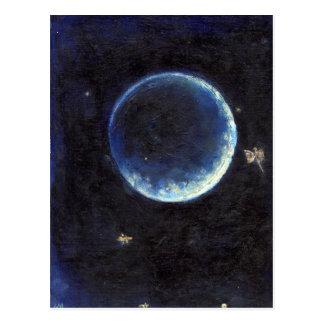 Little Lune 2014 Postcard