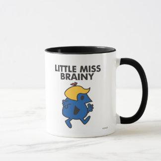 Little Miss Brainy On The Move Mug
