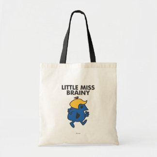 Little Miss Brainy On The Move Tote Bag