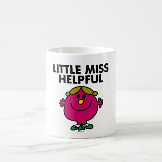 Little Miss Helpful Classic Coffee Mug