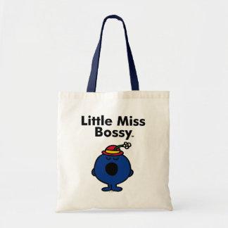 Little Miss | Little Miss Bossy is So Bossy Tote Bag