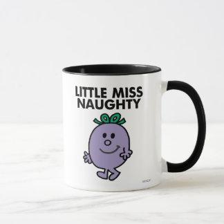Little Miss Naughty | Black Lettering