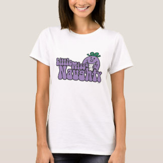 Little Miss Naughty Hiding T-Shirt