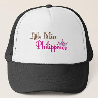 Little Miss Philippines Trucker Hat