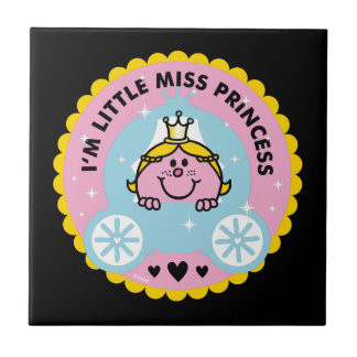 Little Miss Princess | I'm A Princess Tile