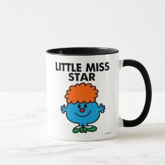 Little Miss Star | Black Lettering