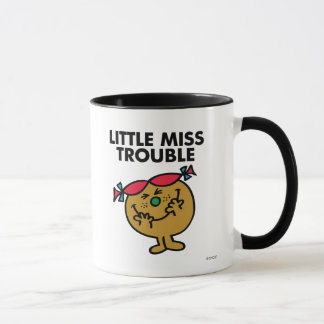 Little Miss Trouble | Laughing Mug