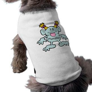 Little Monster Dog Shirt