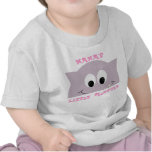 Little Monster - Lilac T Shirts