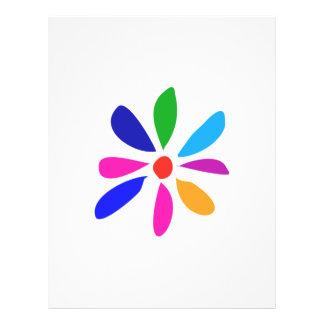 Little Morning Flower 21.5 Cm X 28 Cm Flyer