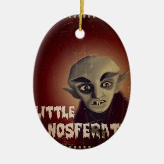 LITTLE NOSFERATU CHRISTMAS ORNAMENT