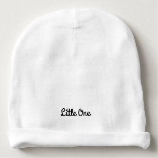 Little One Newborn Hat Baby Beanie