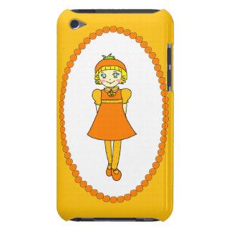 Little Orange Fruit iPod Case-Mate Case