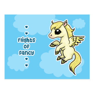 Little Pegasus Postcard