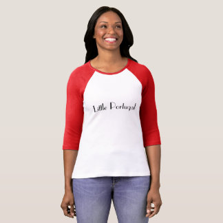 Little Portugal in retro 30s letters T-Shirt