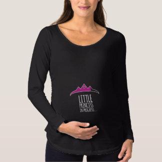 Little Princess in Progress... Maternity T-Shirt