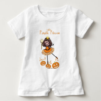 Little Pumpkin Princess - Sweet as Pie Baby Bodysuit