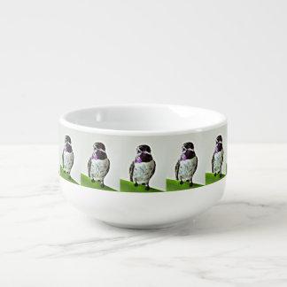 Little Purple Hummer Soup Mug