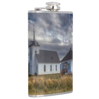 LITTLE SHASTA CHURCH FLASK