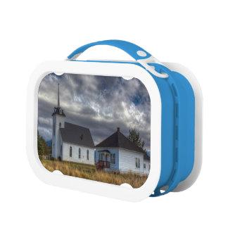 LITTLE SHASTA CHURCH YUBO LUNCH BOX