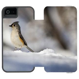 Little Snow Bird Incipio Watson™ iPhone 5 Wallet Case