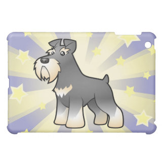 Little Star Giant/Standard/Miniature Schnauzer Cover For The iPad Mini