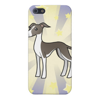 Little Star Greyhound/Whippet/Italian Greyhound iPhone 5 Cases
