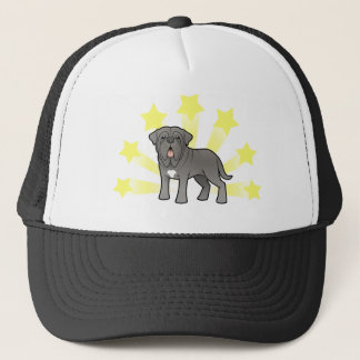 Little Star Neapolitan Mastiff Trucker Hat