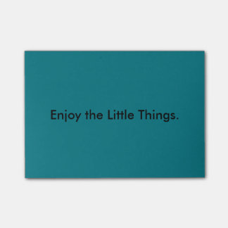 Little Things Post-It Notes