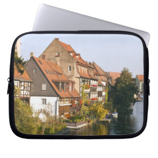 Little Venice (Klein Venedig) and River Regnitz Laptop Sleeve