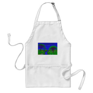 little waterfall adult apron