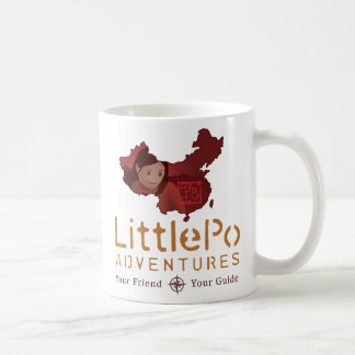 LittlePo Adventures Coffee Mug