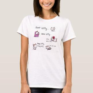Littles kitty tshirt