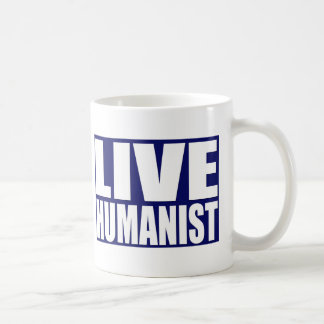 Live Humanist Coffee Mug