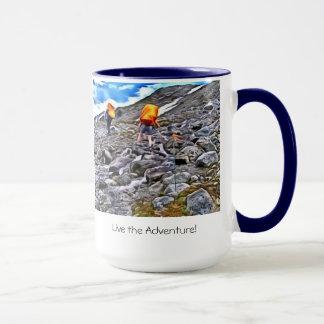Live the Adventure Mug