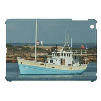 Liveaboard Shrimping Trawler Cover For The iPad Mini
