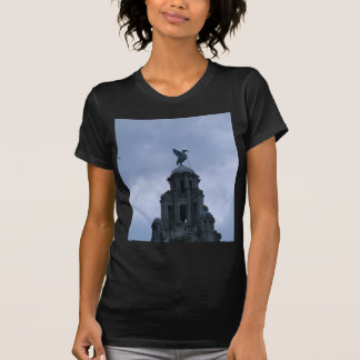 Liver Bird in Liverpool T Shirts
