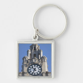 Liver Building, Cunard Building, Liverpool, Key Ring