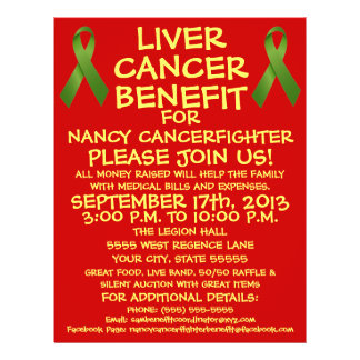 Liver Cancer Patient Benefit Flyer