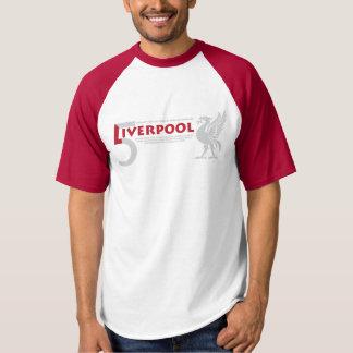 Liverpool 5 Times Shirts