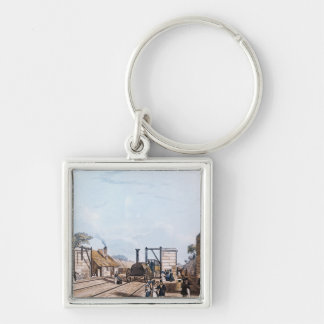 Liverpool and Manchester Railway: Key Ring
